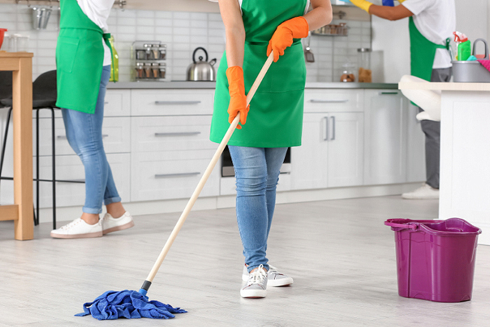 surface cleaning services